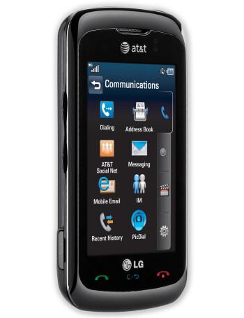 lg encore manual user guide rh phonearena com LG GT550 Specifications LG GT365