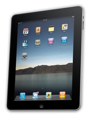Apple iPad specs