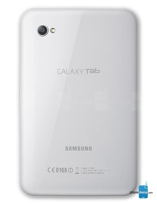 Samsung Galaxy Tab CDMA Full Specs