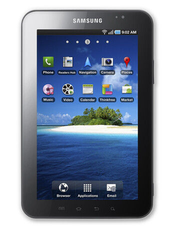 Samsung Galaxy Tab T-Mobile