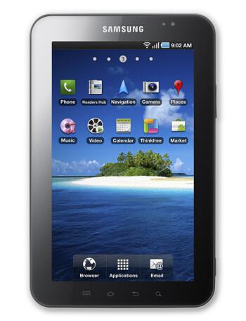 Galaxy Tab T-Mobile