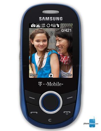 Samsung T249 specs