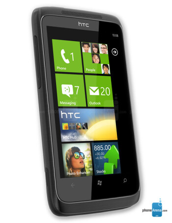 htc 7 trophy full specs rh phonearena com Nokia Lumia 710 HTC 7 Trophy Case Zombies