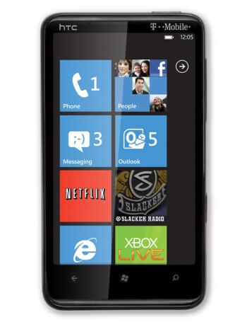 htc hd7 manual user guide rh phonearena com AT&T HTC Windows Phone 7 HTC HD7 Windows Phone Review