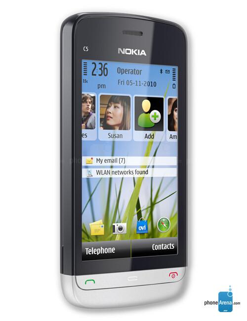 Nokia C5-03 specs