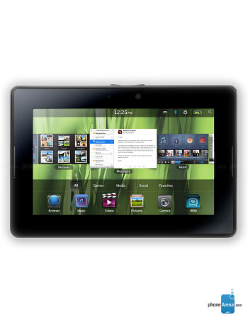 BlackBerry PlayBook specs