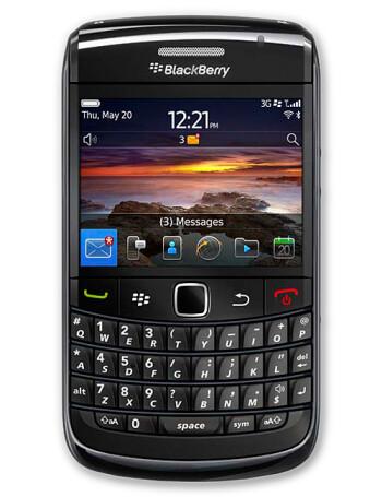BlackBerry Bold 9780 T-Mobile