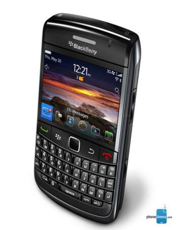 BlackBerry Bold 9780 T-Mobile specs