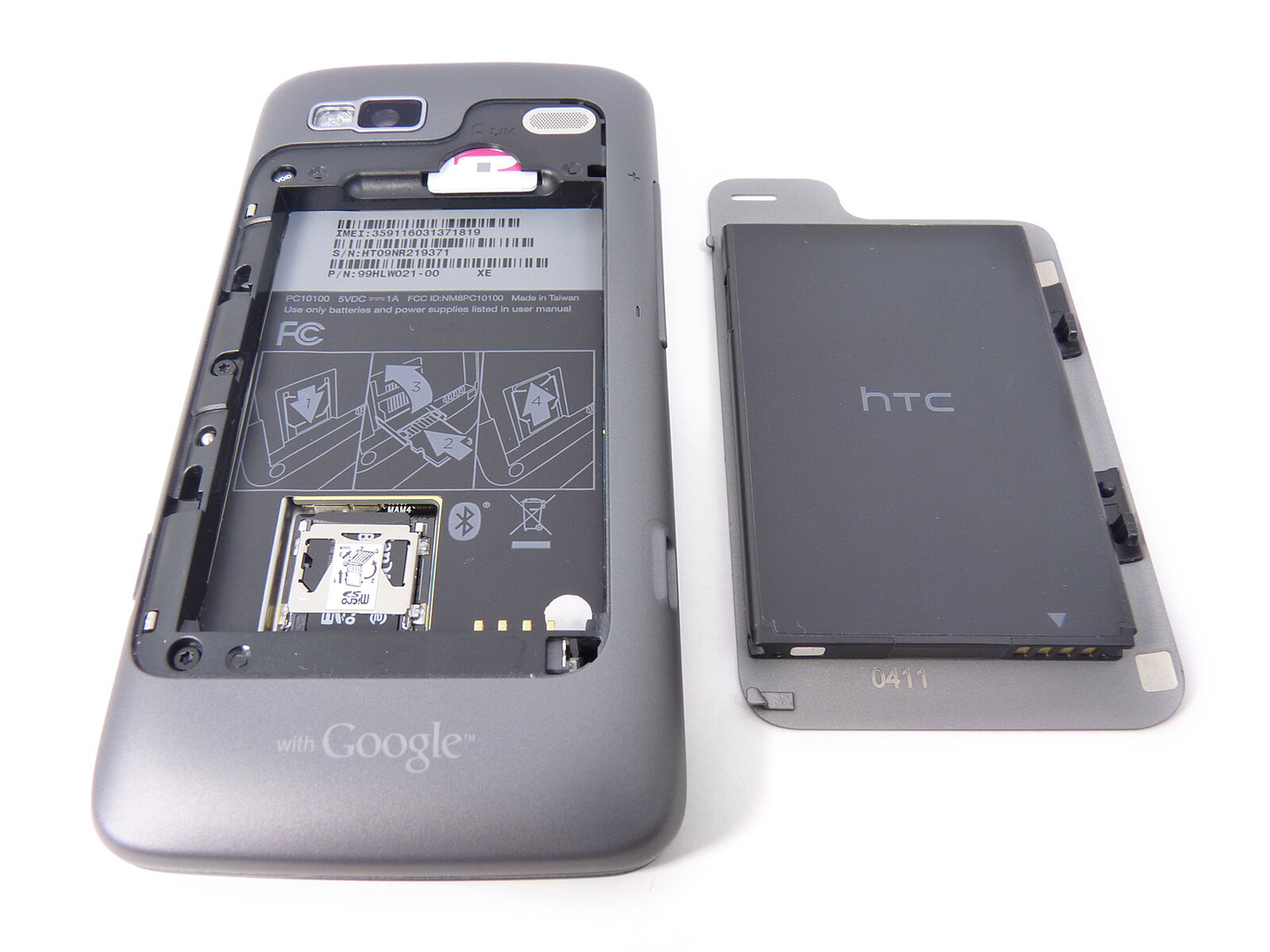t mobile g2 photos rh phonearena com Google Cell Phones Com Google Mobile Phone