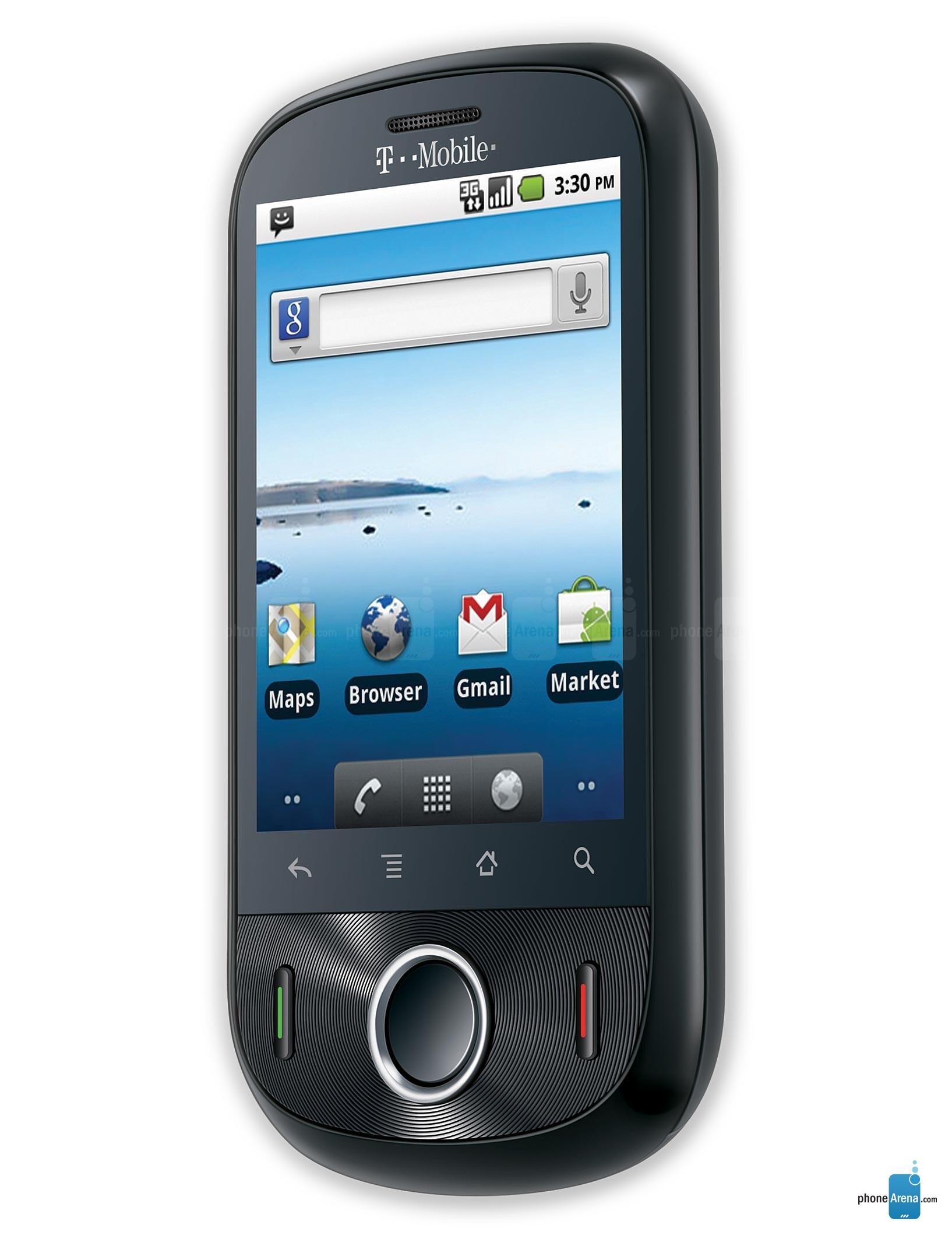 Huawei U8150 Ideos Specs