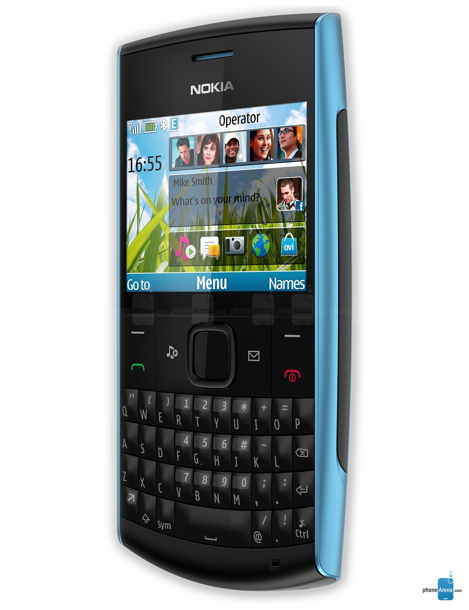 Nokia X2-01 | Nokia Museum