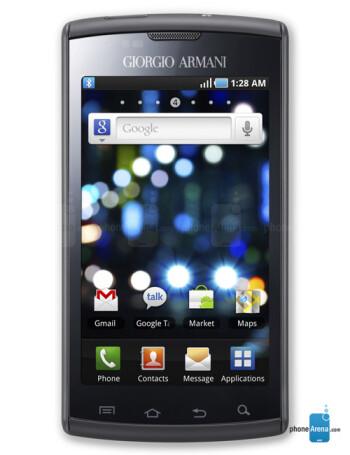 b3e829c03a7 Samsung Giorgio Armani Galaxy S Video clips - PhoneArena