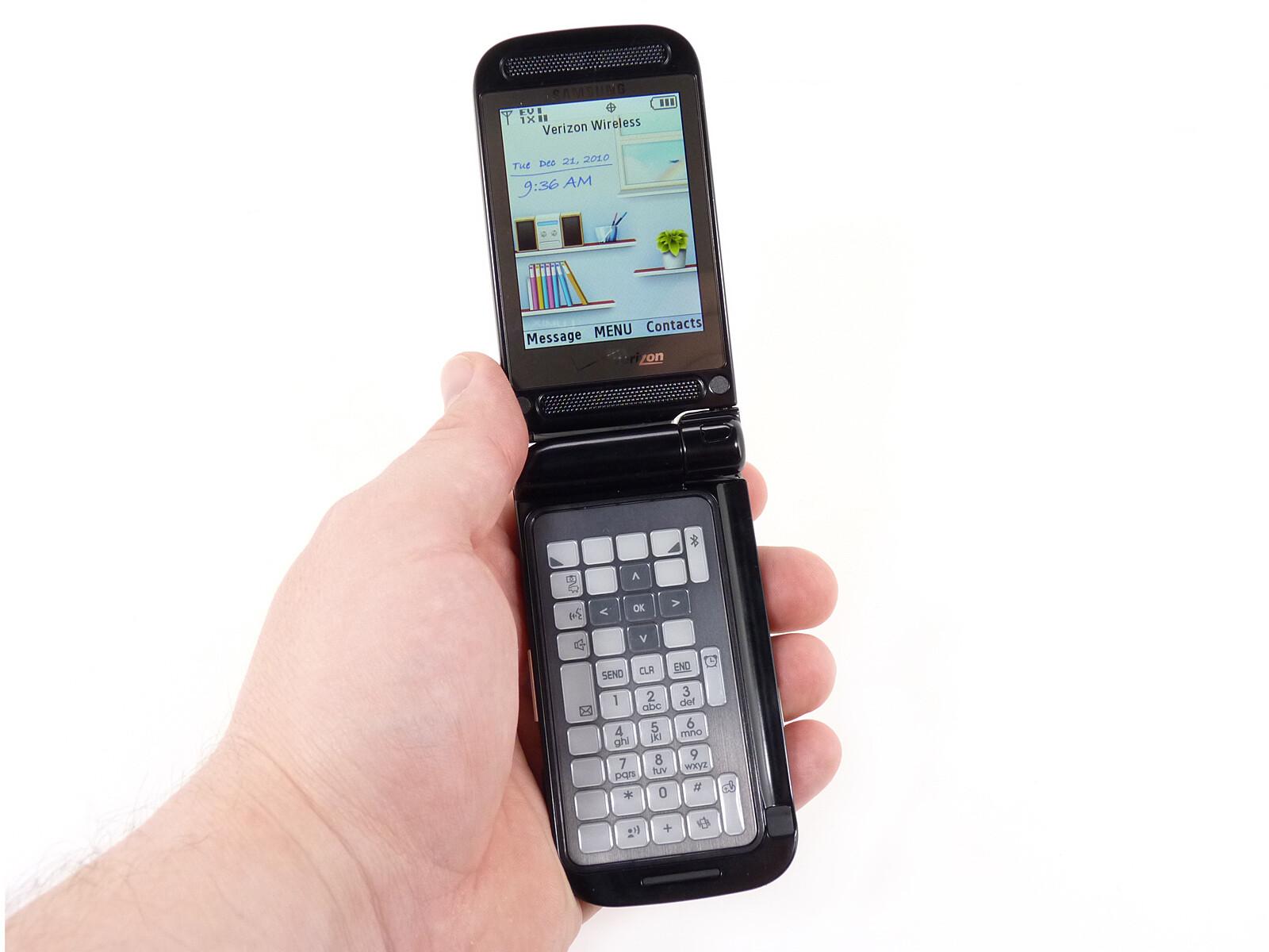 samsung zeal photos rh phonearena com Samsung Alias 2 Zeal vs Samsung Zeal Battery