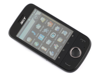 Acer beTouch E110 American version