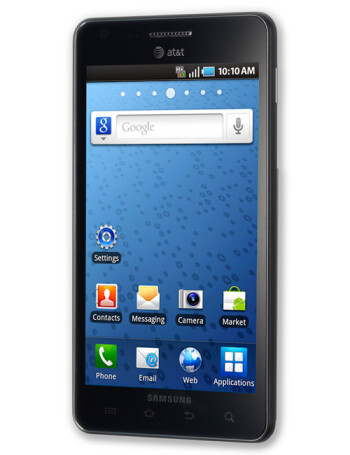 Samsung Infuse 4G specs