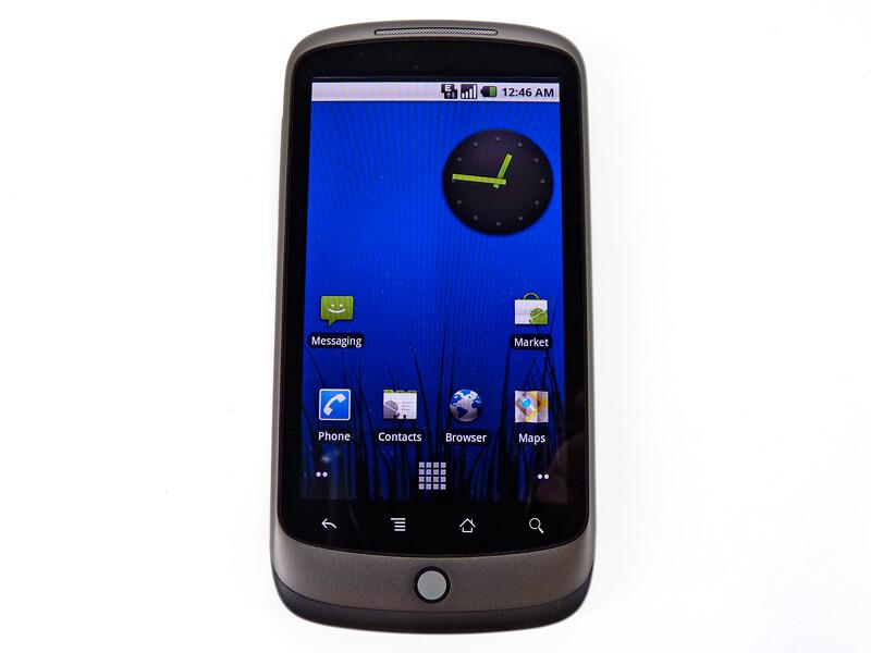 HTC Nexus One specs