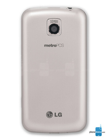 LG Optimus M specs
