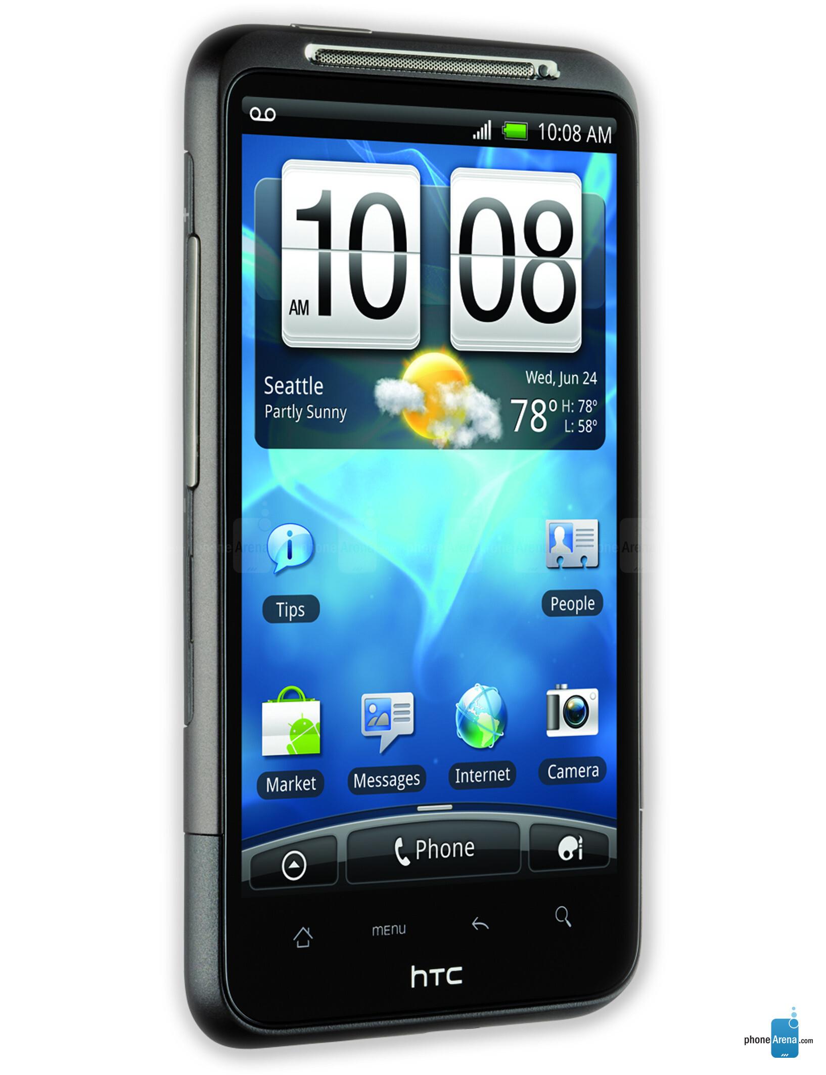 4g Blue Tick Phones Htc Inspire G Z