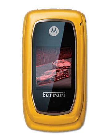 Motorola i897 Ferrari Special Edition