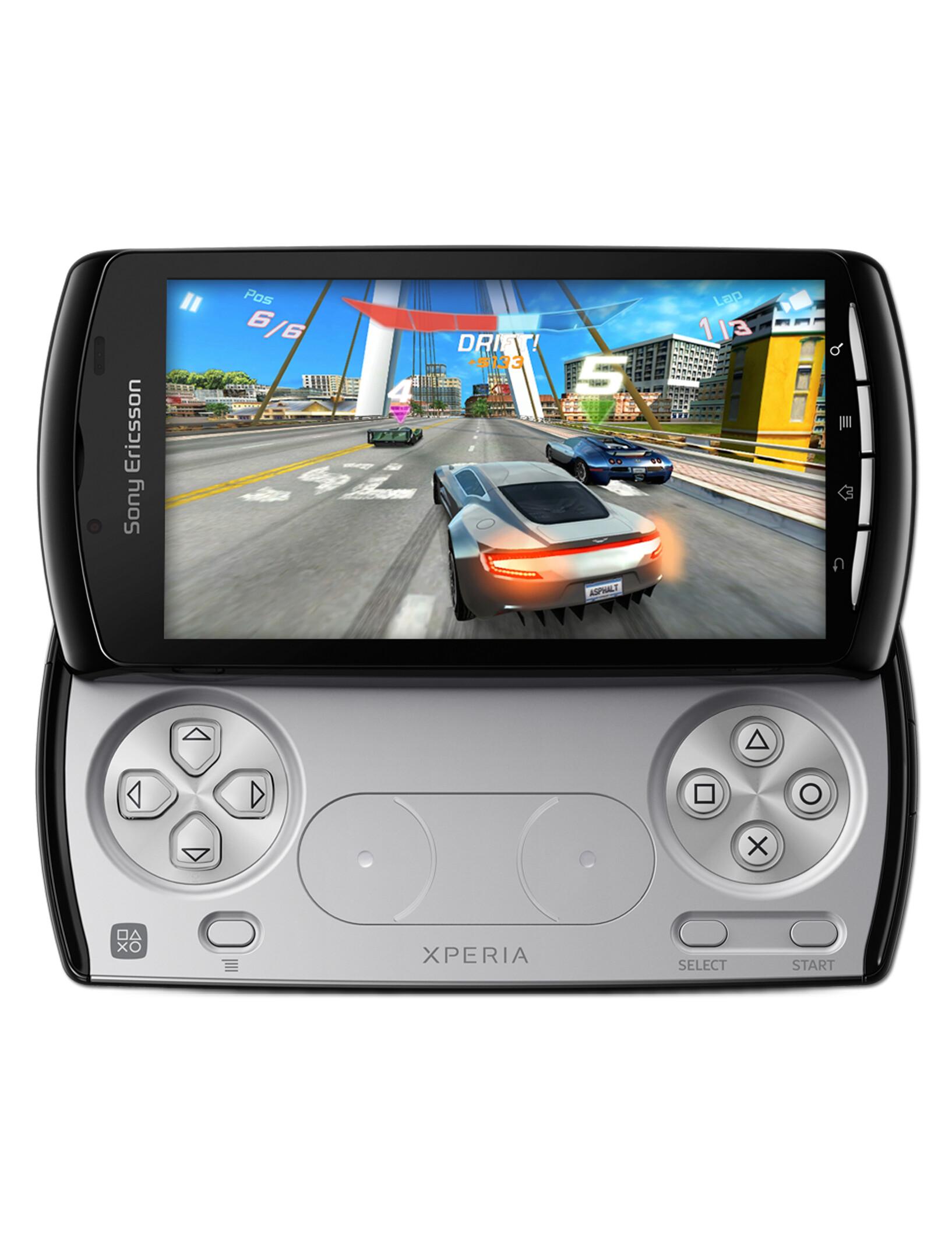 Sony Ericsson Xperia Play Specs