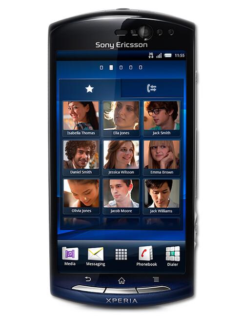 Sony Ericsson Xperia neo specs