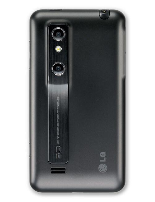 LG Optimus 3D specs