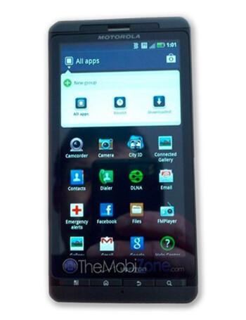 Motorola DROID X 2