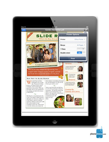 Apple iPad 2 Verizon
