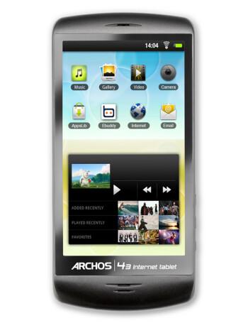 ARCHOS 43 Internet Tablet