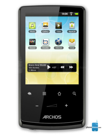 ARCHOS 28 Internet Tablet