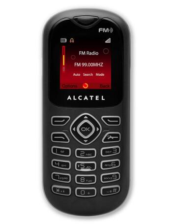 Alcatel OT-208A Manual / User Guide - PhoneArena