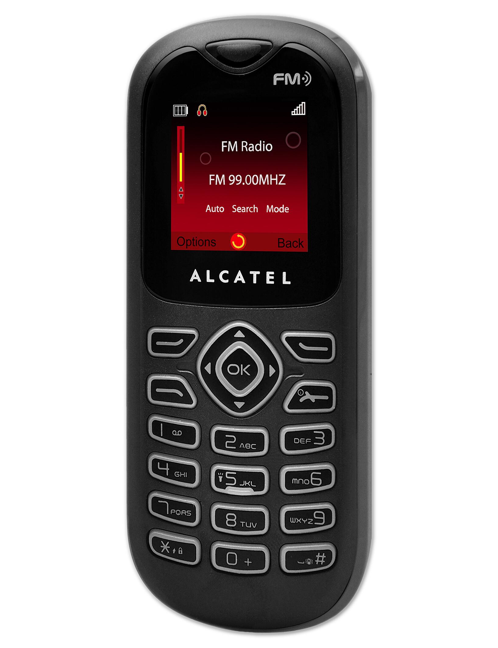 Alcatel Ot 208 Specs