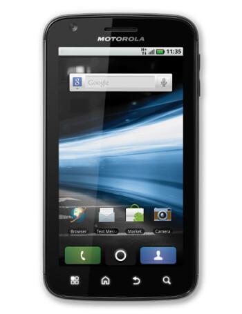 Motorola ATRIX 4G CDMA