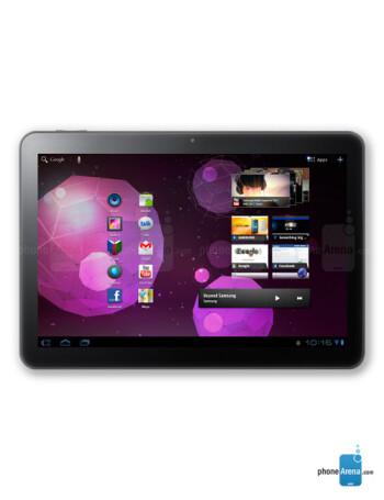 Samsung GALAXY Tab 10.1v specs