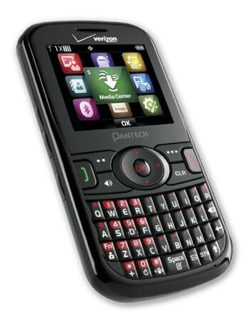 pantech caper specs rh phonearena com Verizon Pantech Zoom Verizon Pantech Hotshot