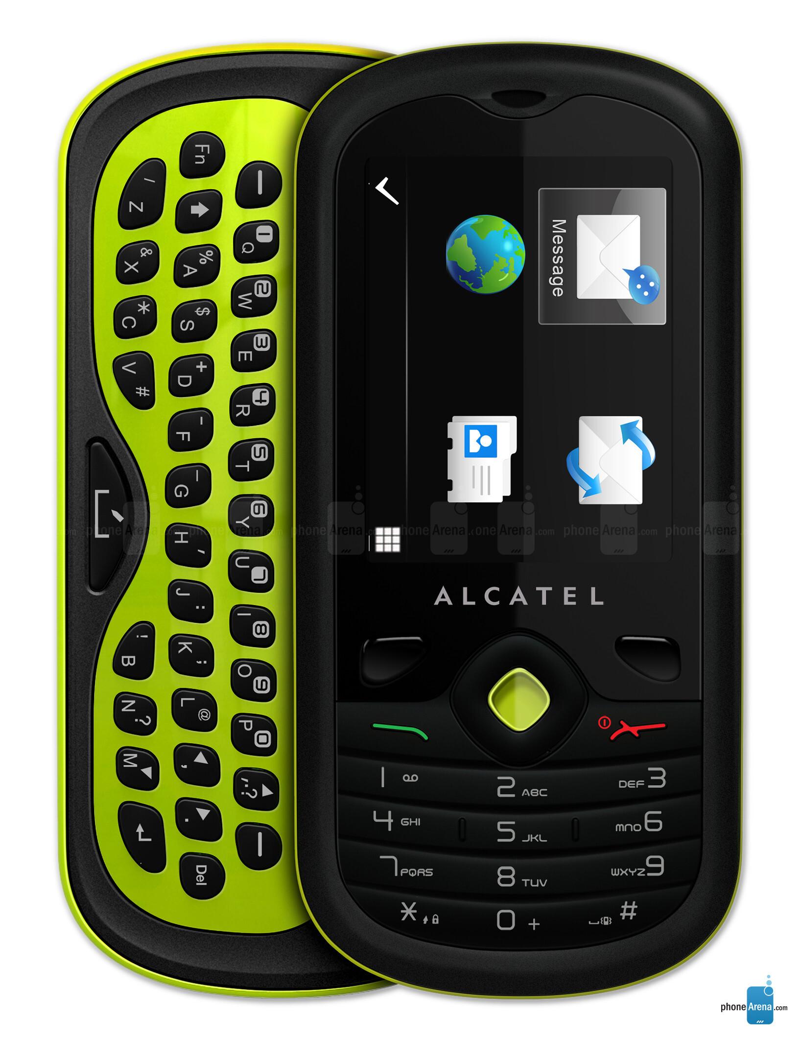 Alcatel Ot 606 Specs