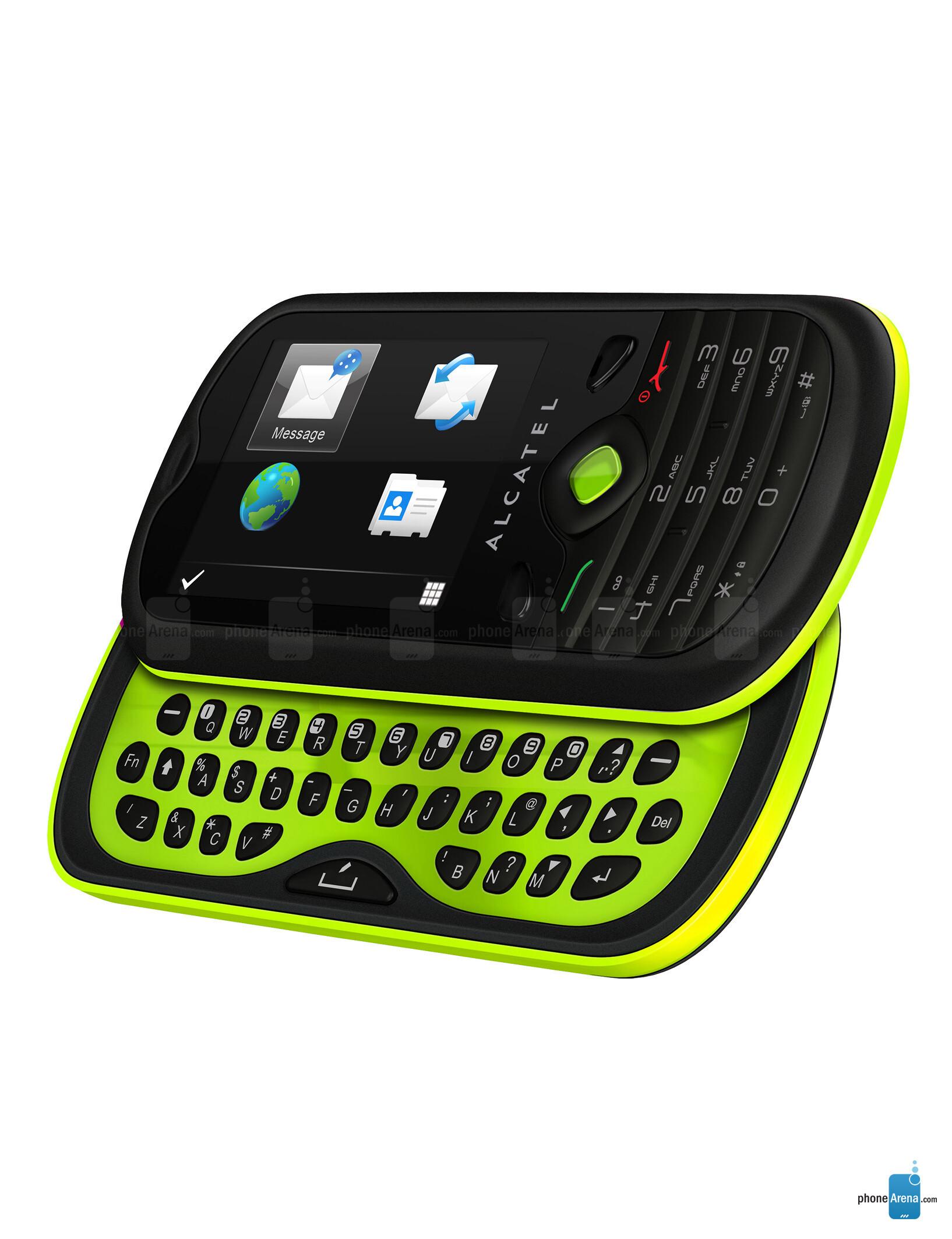 t mobile sparq photos rh phonearena com T-Mobile Alcatel Sparq 2 T-Mobile SPARQ 2 Sim Card Slot