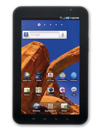Samsung Galaxy Tab Wi-Fi