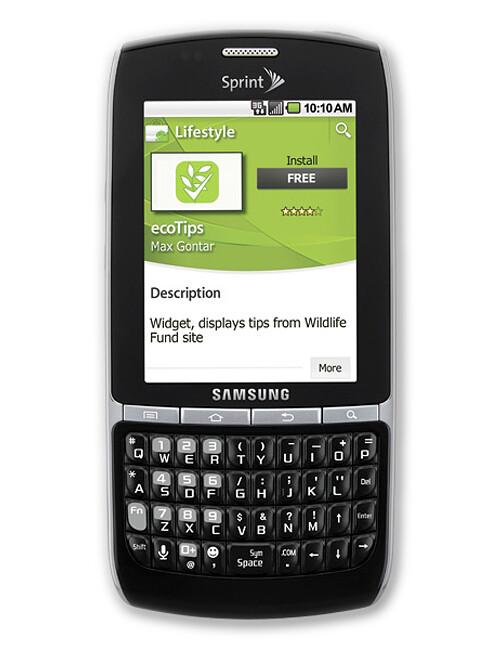 samsung replenish full specs Boost Mobile Samsung Replenish Samsung Replenish Specs