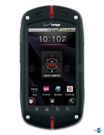 Verizon Wireless Casio G'zOne Commando