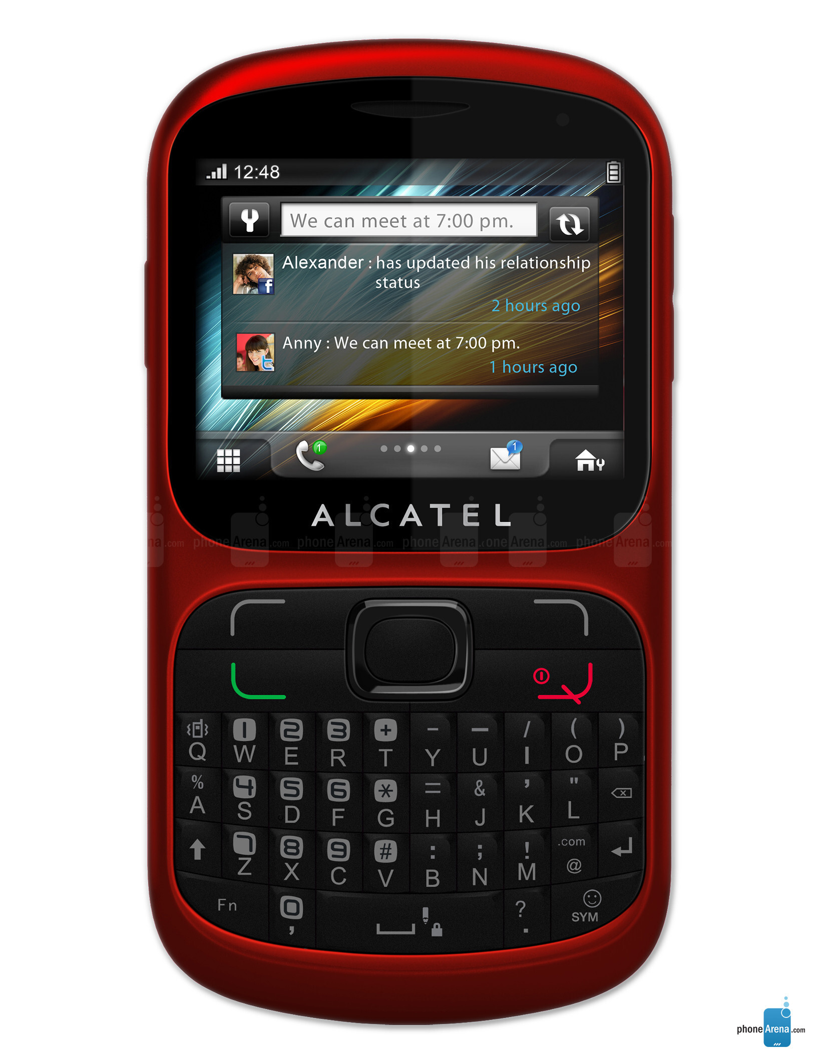 alcatel ot 803a specs. Black Bedroom Furniture Sets. Home Design Ideas