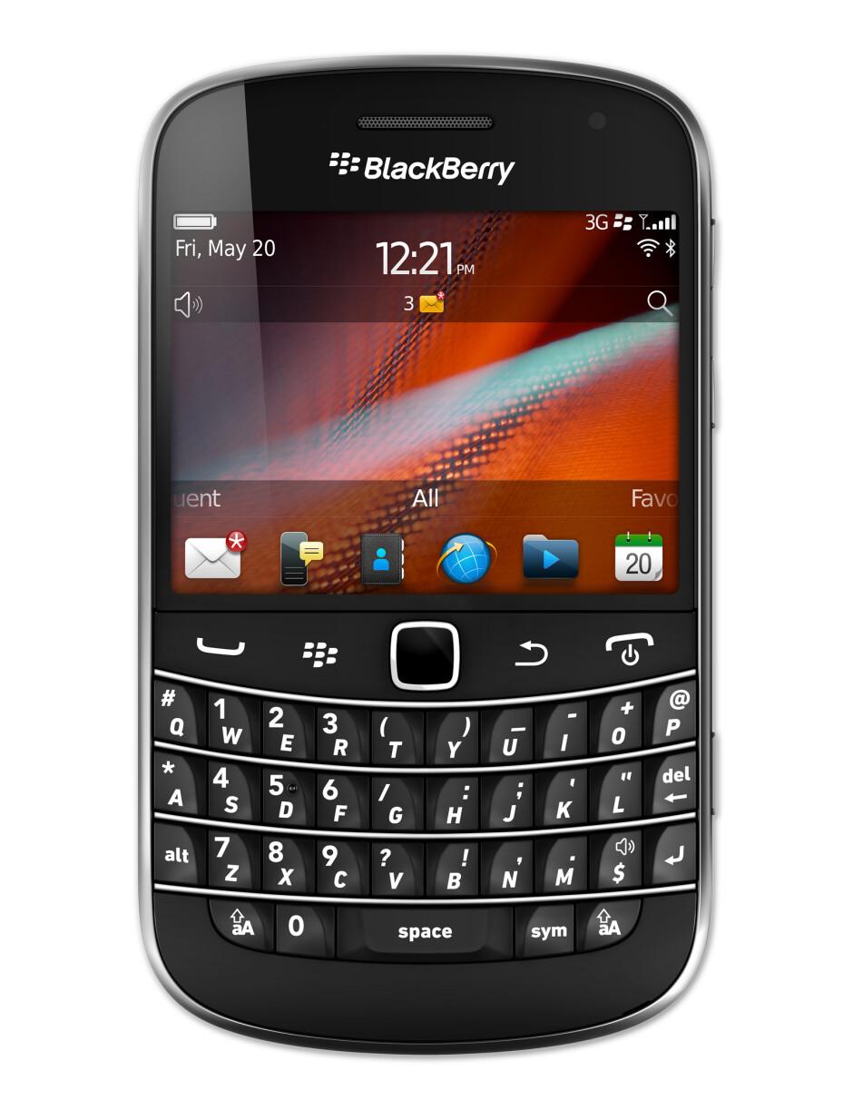 Rim blackberry stock symbol