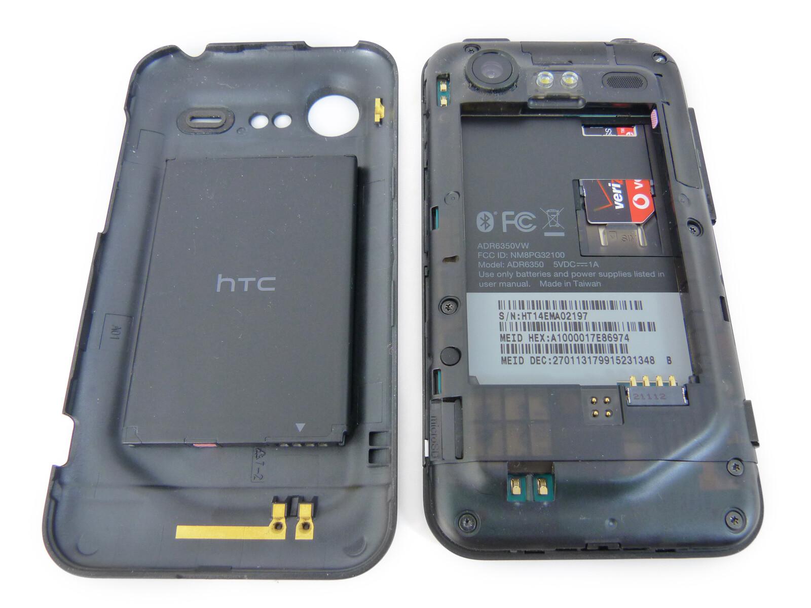 htc droid incredible 2 photos rh phonearena com Droid Incredible 2 Cell Phone Ballistic Phone Cases Droid Incredible