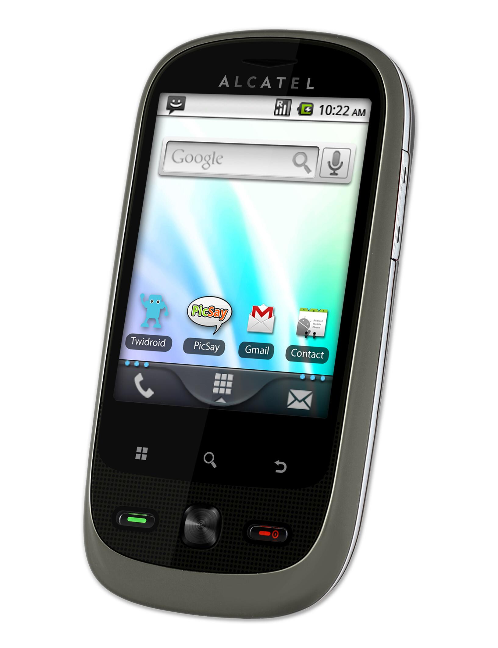 Alcatel Ot 890 Specs