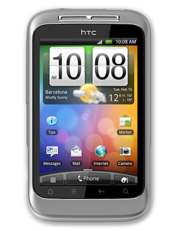HTC Wildfire S T-Mobile