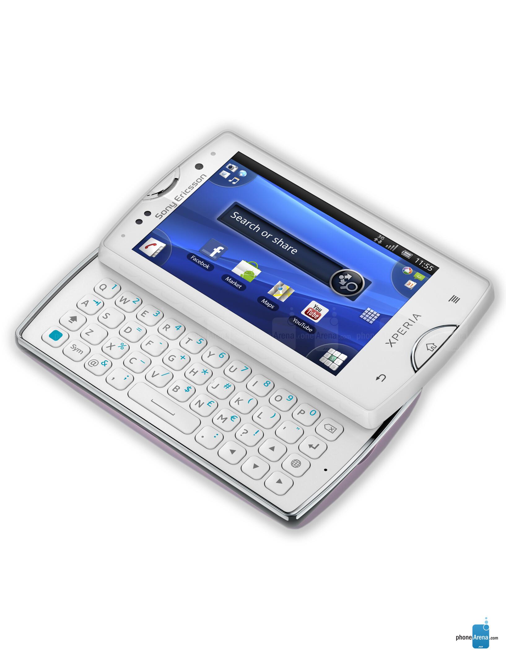 Sony Ericsson Xperia mini pro specs