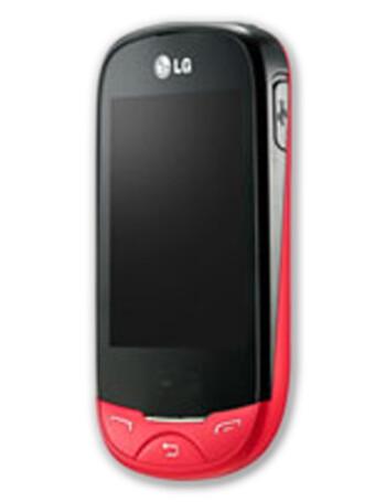 LG T500