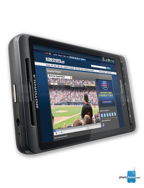Motorola DROID X2 specs
