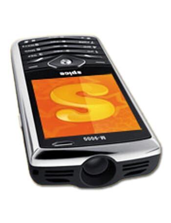 Spice Mobile M-9000