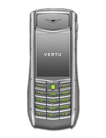 Vertu Ascent Ti Neon